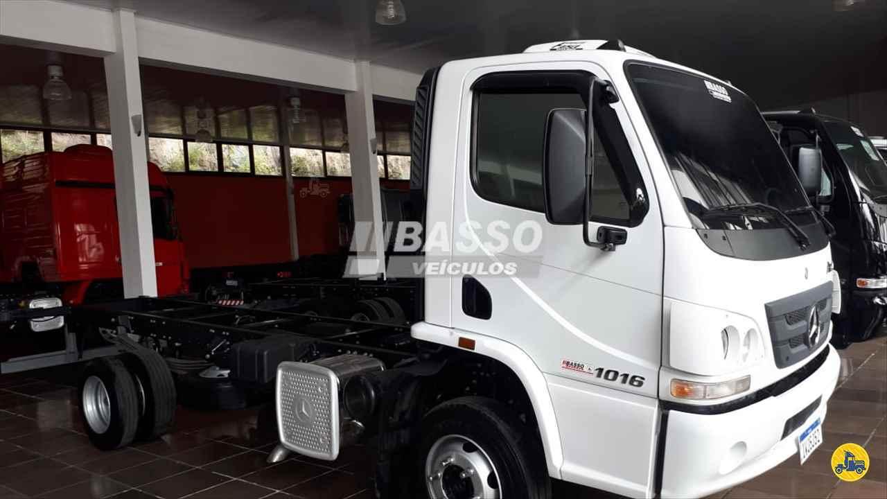 CAMINHAO MERCEDES-BENZ MB 1016 Chassis 3/4 4x2 Basso Veículos GARIBALDI RIO GRANDE DO SUL RS