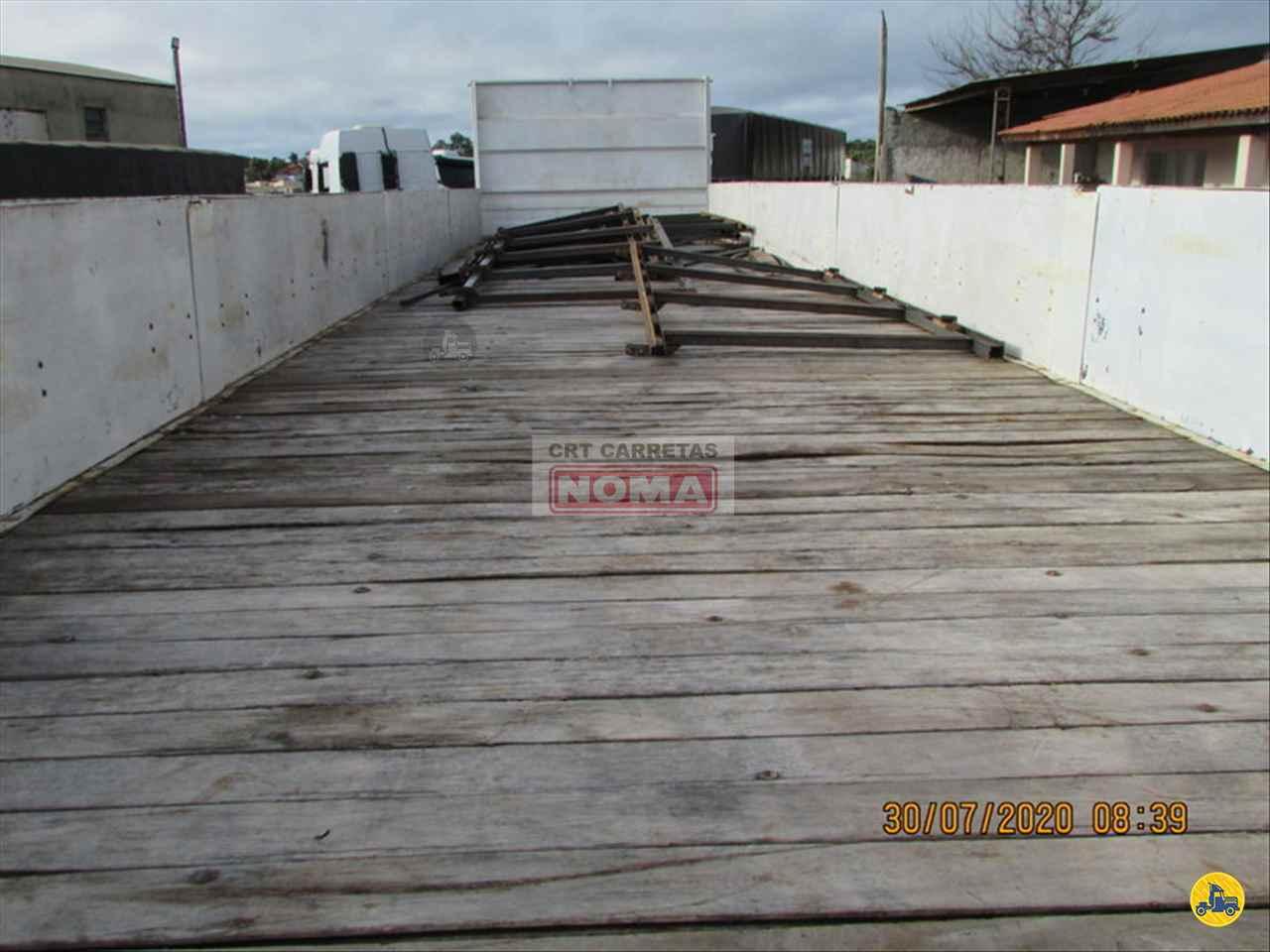 SEMI-REBOQUE CARGA SECA  2012/2012 CRT Carretas - NOMA