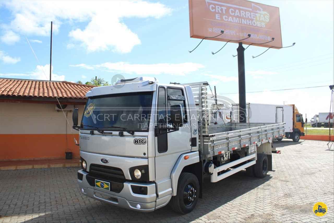 CAMINHAO FORD CARGO 1119 Carga Seca 3/4 4x2 CRT Carretas ITAPETININGA SÃO PAULO SP