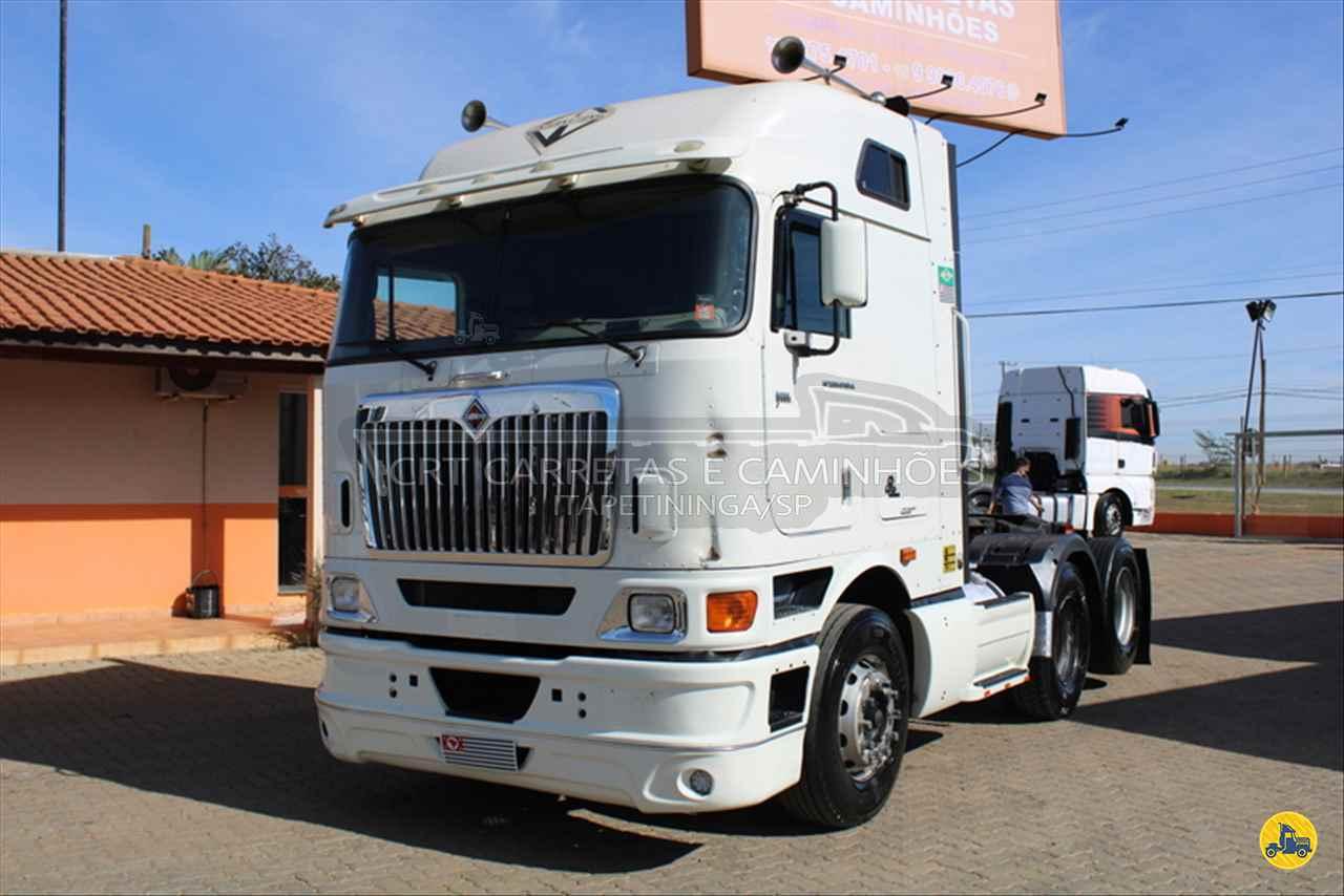 CAMINHAO INTERNATIONAL INTERNATIONAL 9800 Cavalo Mecânico Truck 6x2 CRT Carretas ITAPETININGA SÃO PAULO SP