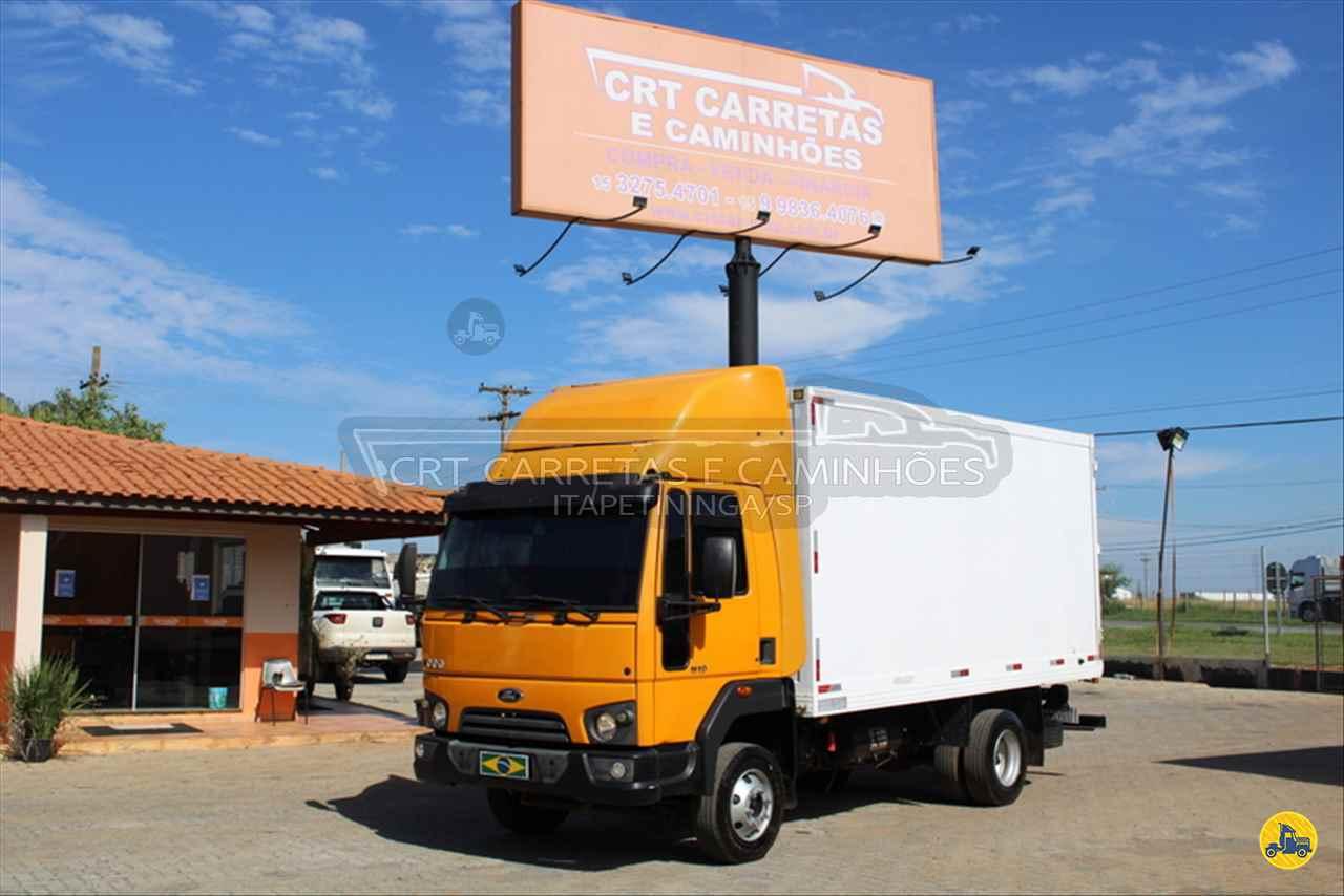 CAMINHAO FORD CARGO 1119 Baú Frigorífico 3/4 4x2 CRT Carretas ITAPETININGA SÃO PAULO SP