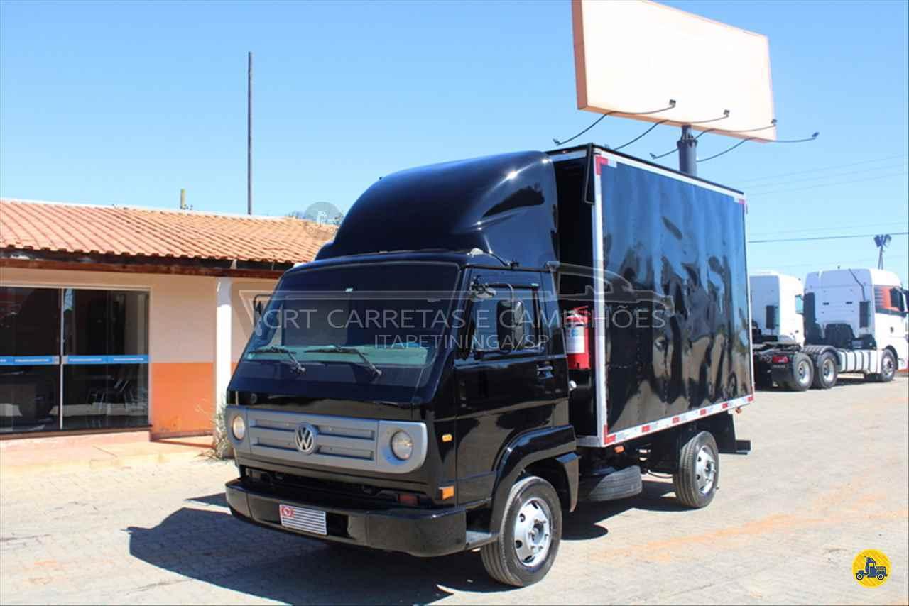 CAMINHAO VOLKSWAGEN DELIVERY EXPRESS Baú Furgão 3/4 4x2 CRT Carretas ITAPETININGA SÃO PAULO SP