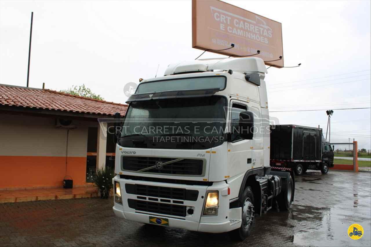 CAMINHAO VOLVO VOLVO FM 370 Cavalo Mecânico Toco 4x2 CRT Carretas ITAPETININGA SÃO PAULO SP