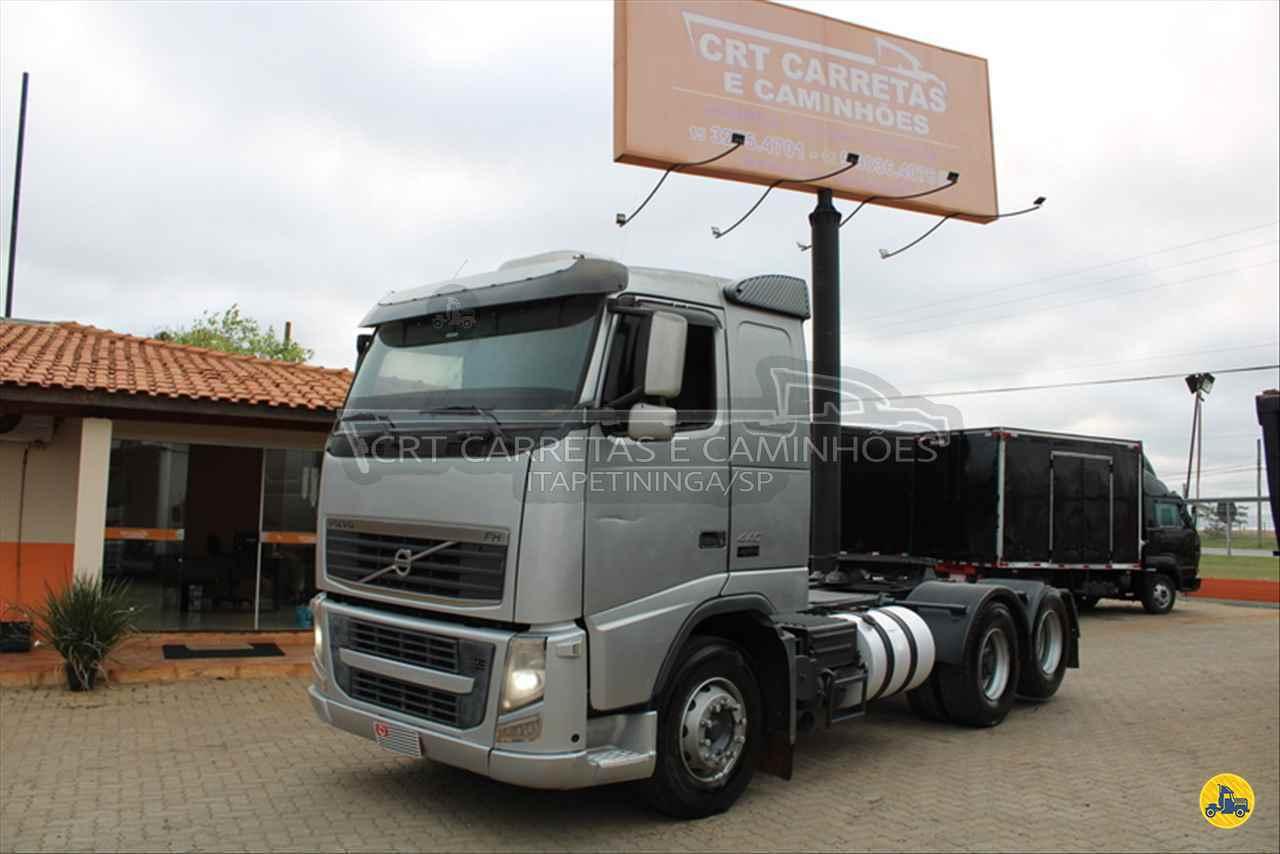 CAMINHAO VOLVO VOLVO FH 440 Cavalo Mecânico Truck 6x2 CRT Carretas ITAPETININGA SÃO PAULO SP