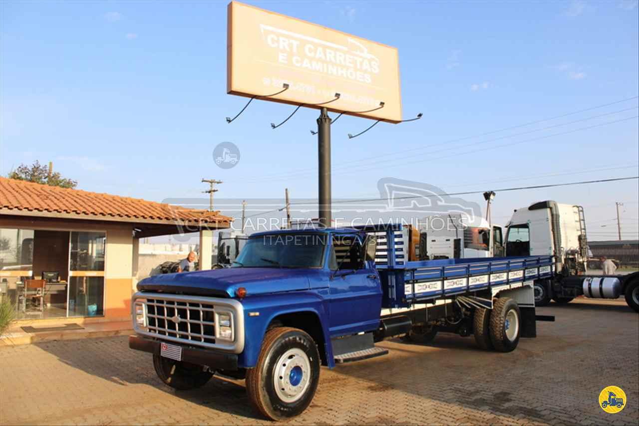 CAMINHAO FORD F11000 Carga Seca Toco 4x2 CRT Carretas ITAPETININGA SÃO PAULO SP