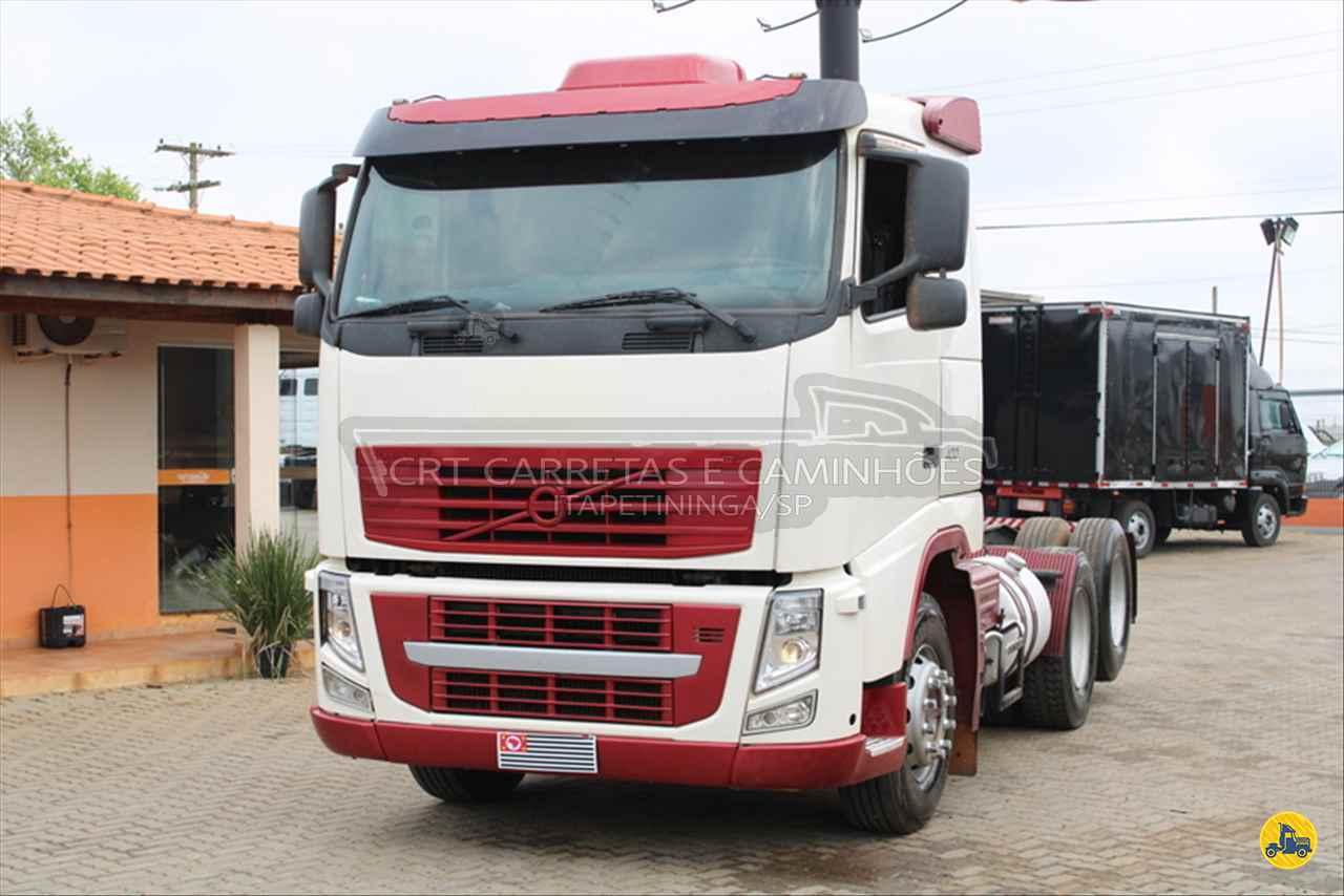 VOLVO FH 400 de CRT Carretas - ITAPETININGA/SP