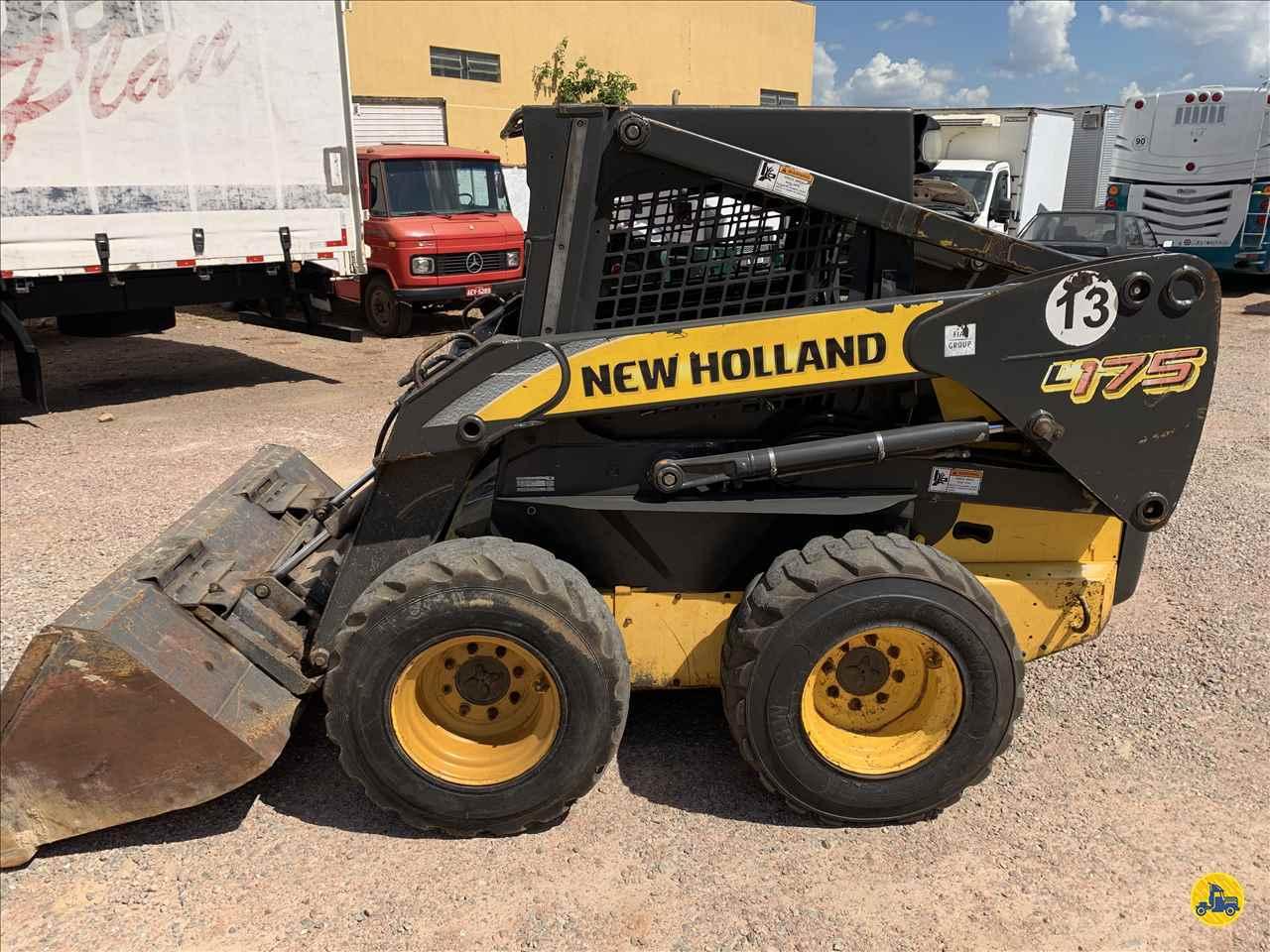 NEW HOLLAND L175  2010/2010 MacTruck
