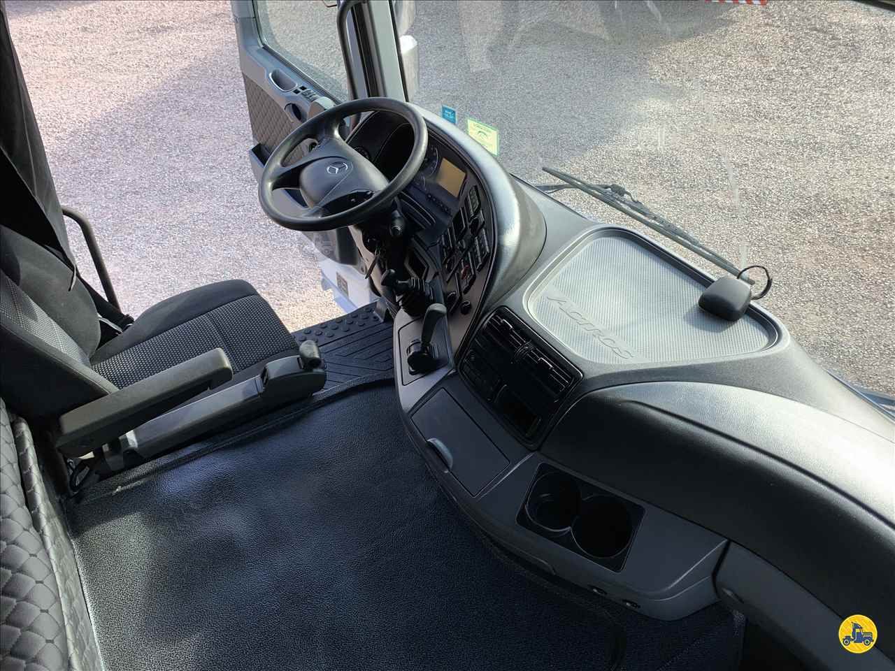 MERCEDES-BENZ MB 2546 315000km 2012/2012 MacTruck