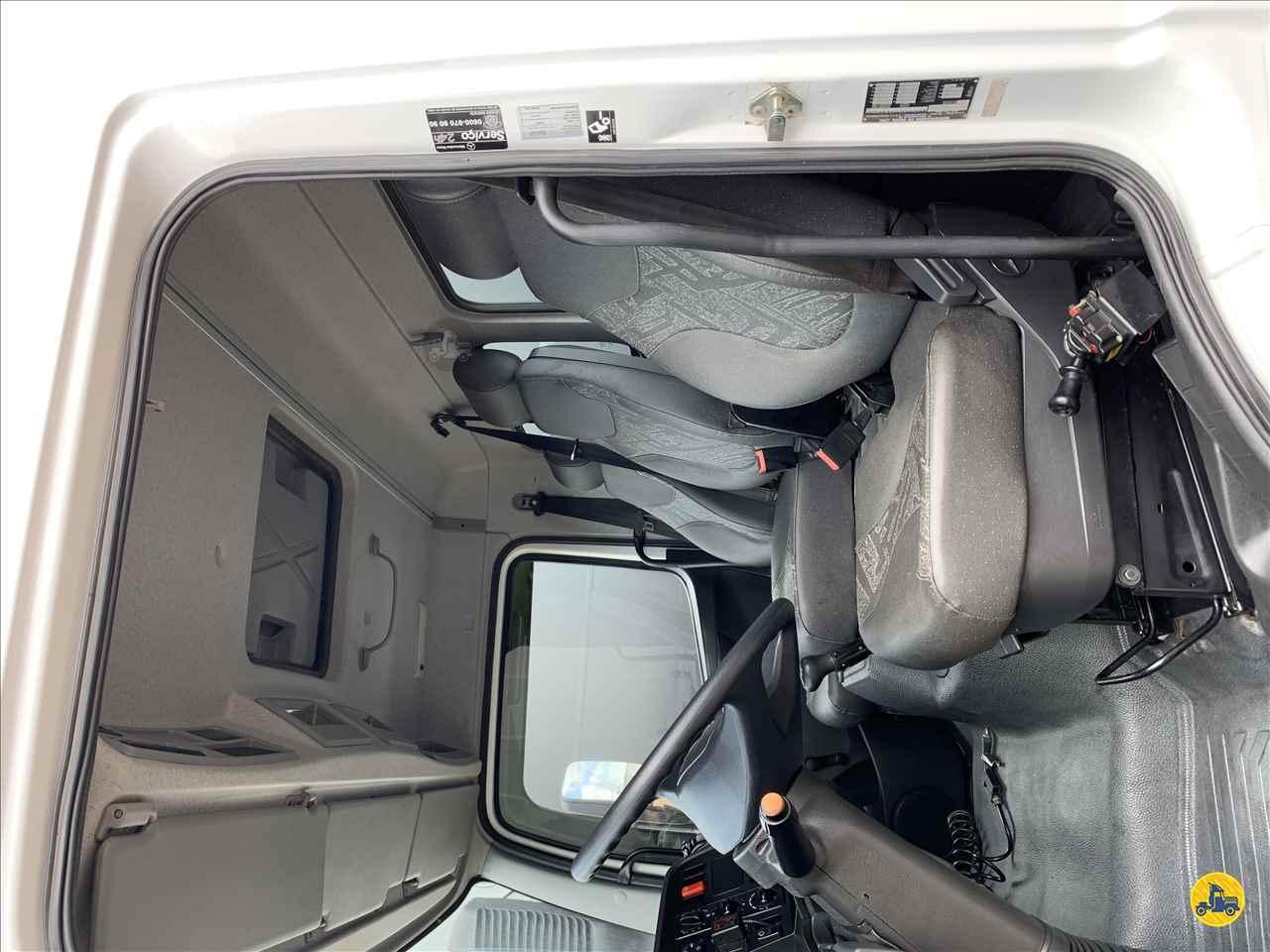 MERCEDES-BENZ MB 1719 99000km 2014/2014 MacTruck