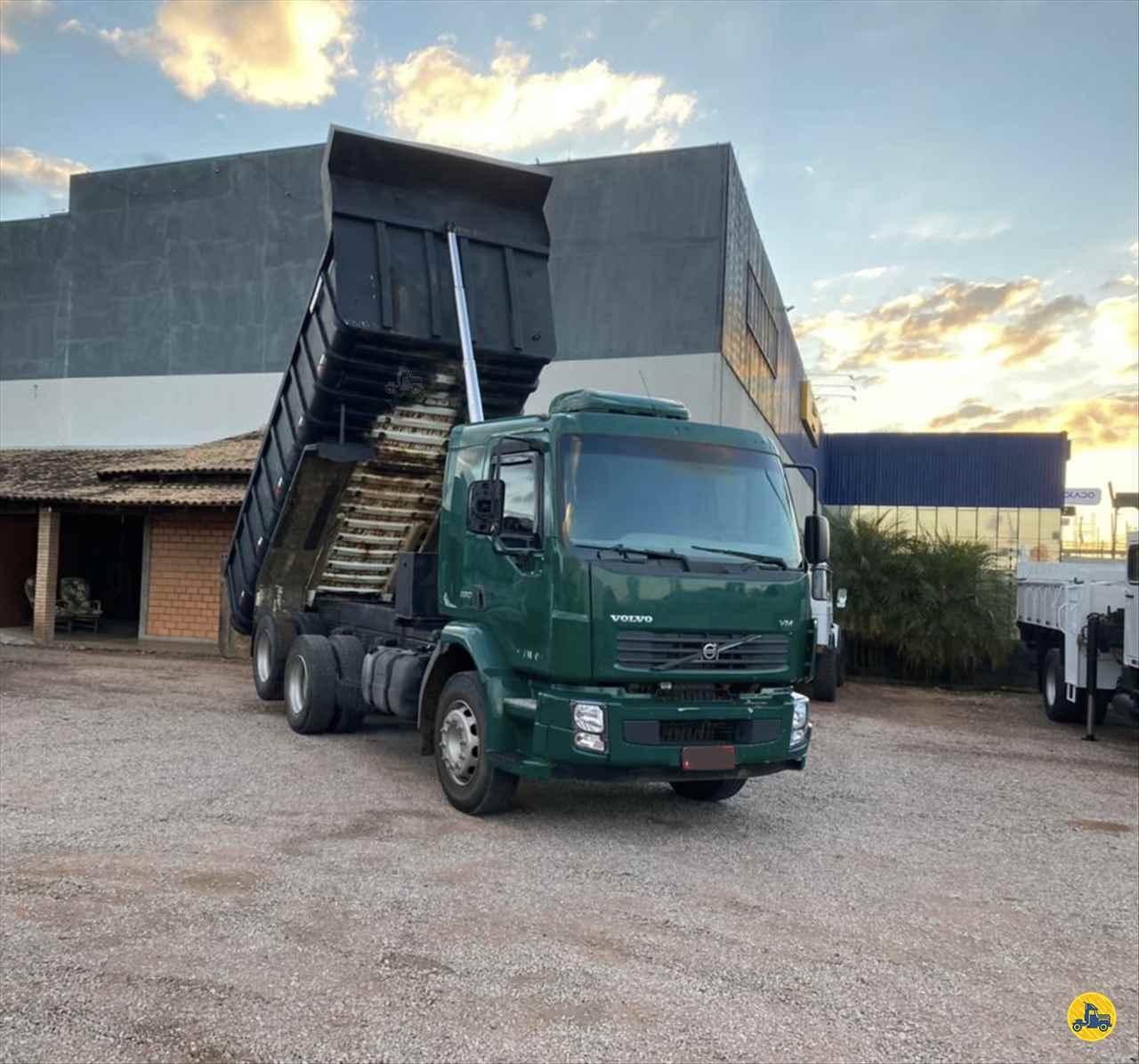 CAMINHAO VOLVO VOLVO VM 260 Caçamba Basculante Truck 6x2 MacTruck CURITIBA PARANÁ PR