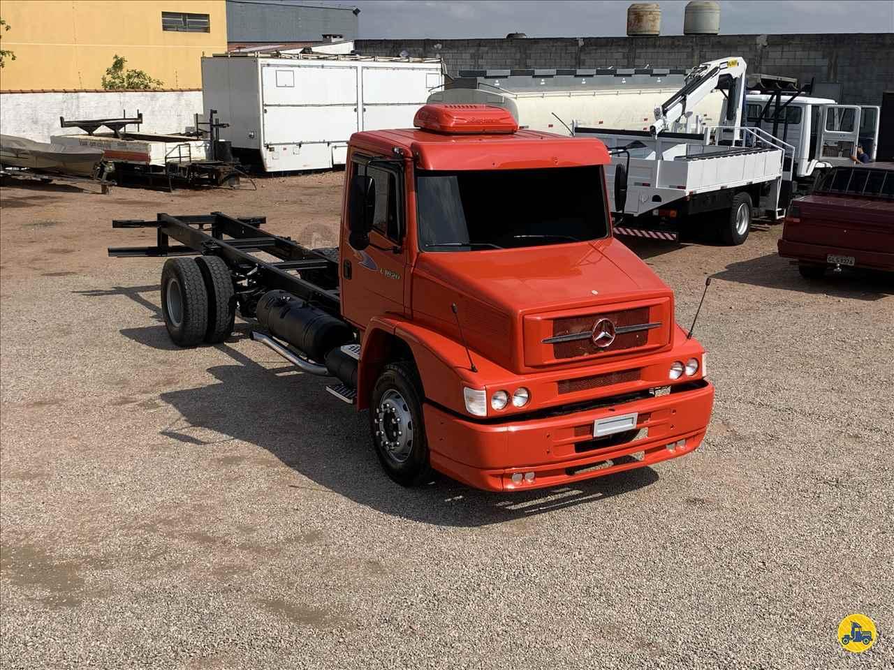 CAMINHAO MERCEDES-BENZ MB 1620 Chassis Toco 4x2 MacTruck CURITIBA PARANÁ PR