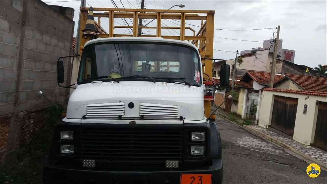 Caminhao Mercedes-benz Mb 1318 1987 1km à venda ...