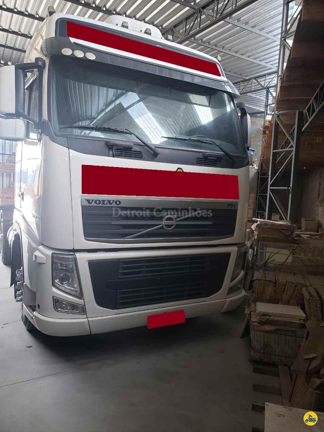 CAMINHAO VOLVO VOLVO FH 460 Cavalo Mecânico Truck 6x2 Detroit Caminhões SAO JOSE DOS CAMPOS SÃO PAULO SP