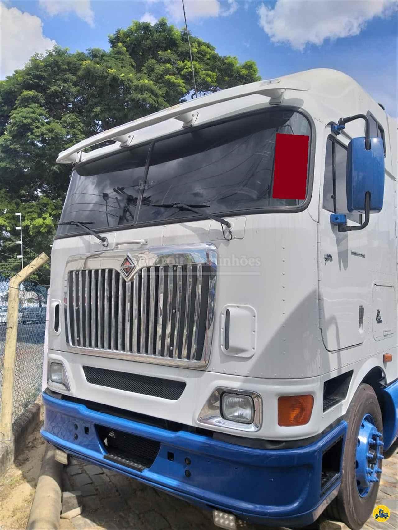 CAMINHAO INTERNATIONAL INTERNATIONAL 9800 Cavalo Mecânico Truck 6x2 Detroit Caminhões SAO JOSE DOS CAMPOS SÃO PAULO SP