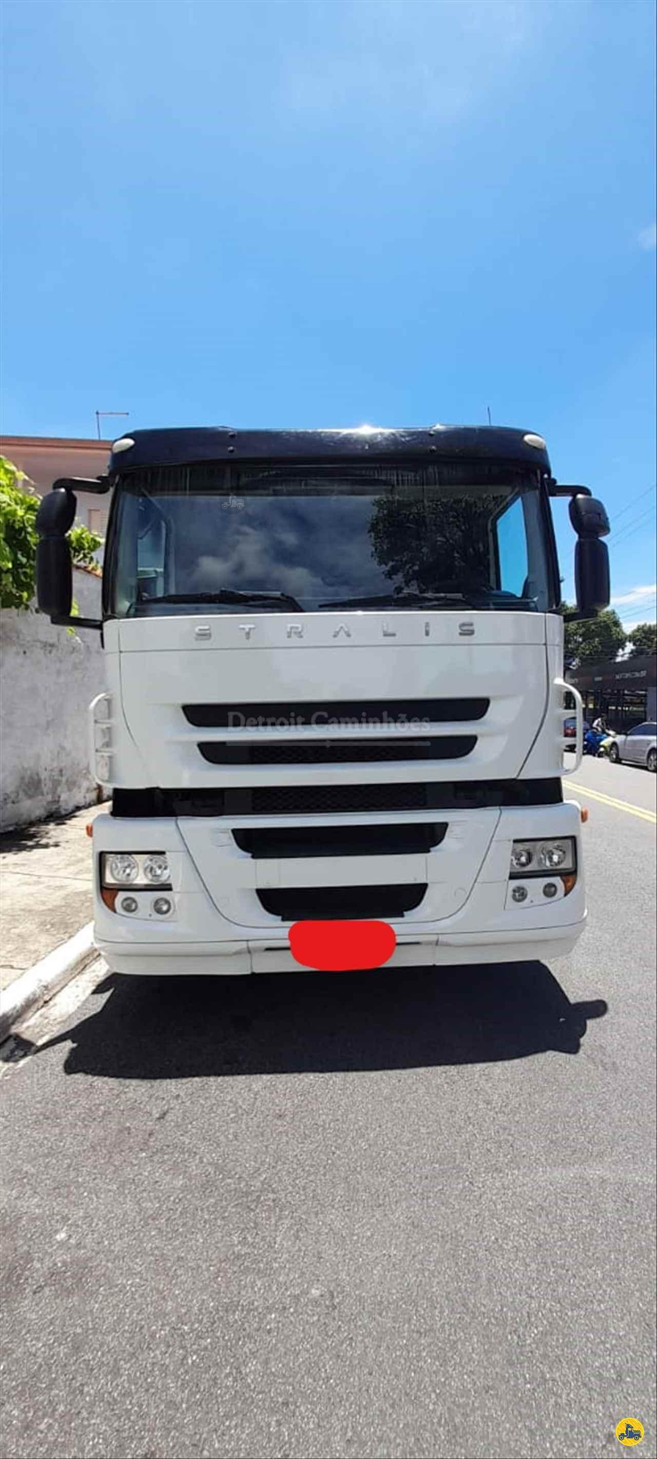 CAMINHAO IVECO STRALIS 380 Cavalo Mecânico Truck 6x2 Detroit Caminhões SAO JOSE DOS CAMPOS SÃO PAULO SP