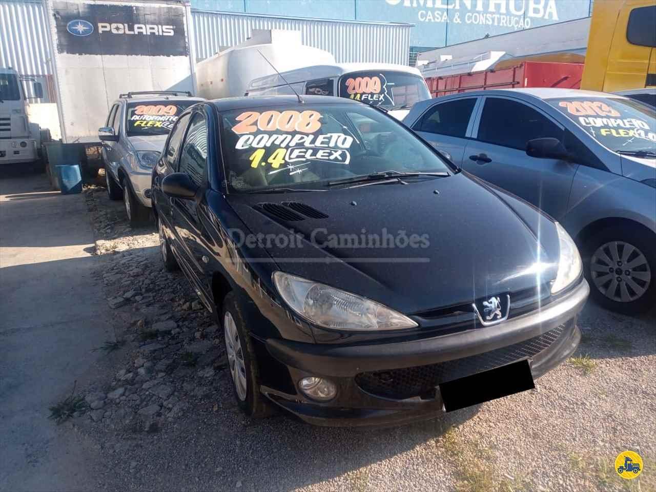 CARRO PEUGEOT 206 1.4 Presence Detroit Caminhões SAO JOSE DOS CAMPOS SÃO PAULO SP