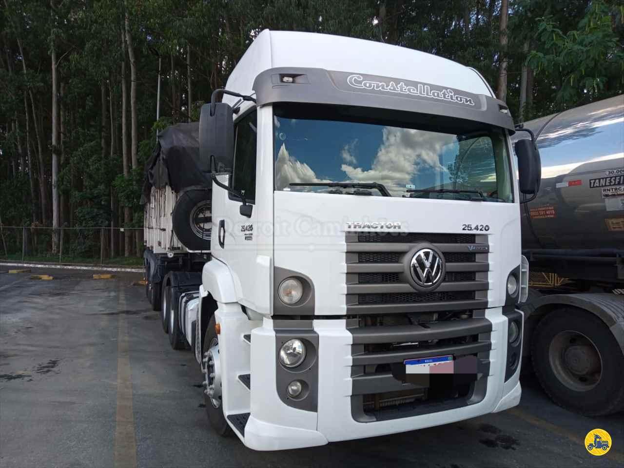 CAMINHAO VOLKSWAGEN VW 25420 Cavalo Mecânico Truck 6x2 Detroit Caminhões SAO JOSE DOS CAMPOS SÃO PAULO SP