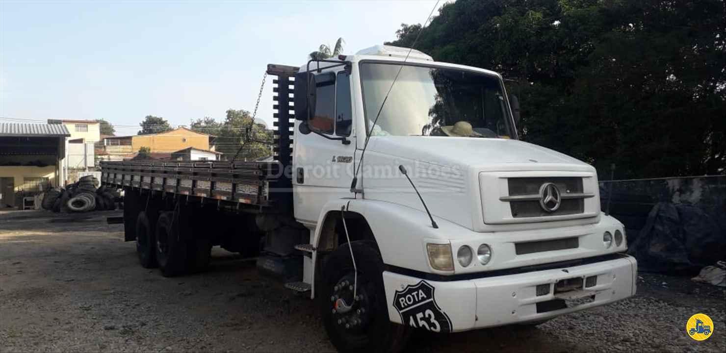 CAMINHAO MERCEDES-BENZ MB 1620 Carga Seca Truck 6x2 Detroit Caminhões SAO JOSE DOS CAMPOS SÃO PAULO SP