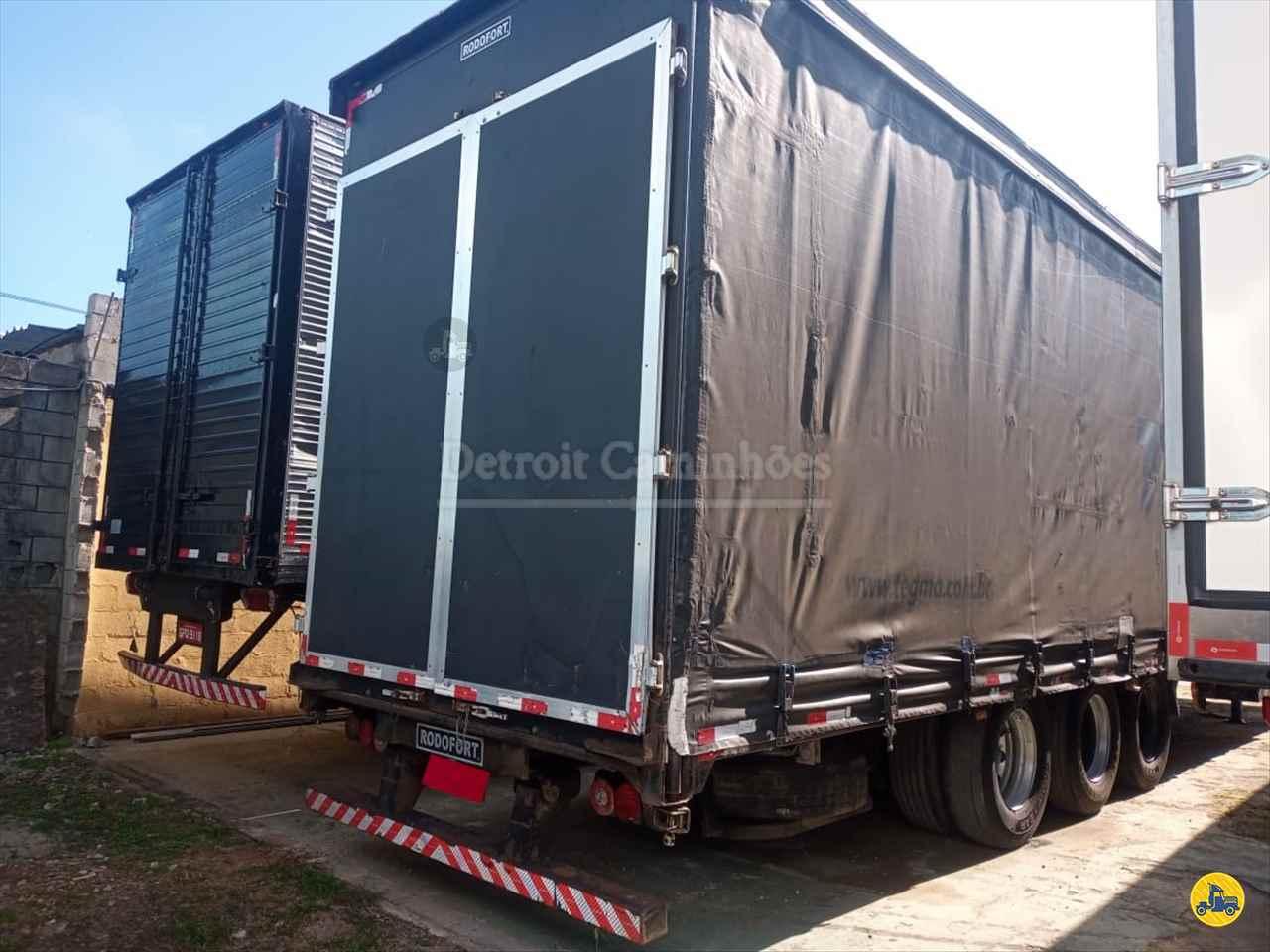 CARRETA SEMI-REBOQUE BAU SIDER Rebaixada Detroit Caminhões SAO JOSE DOS CAMPOS SÃO PAULO SP