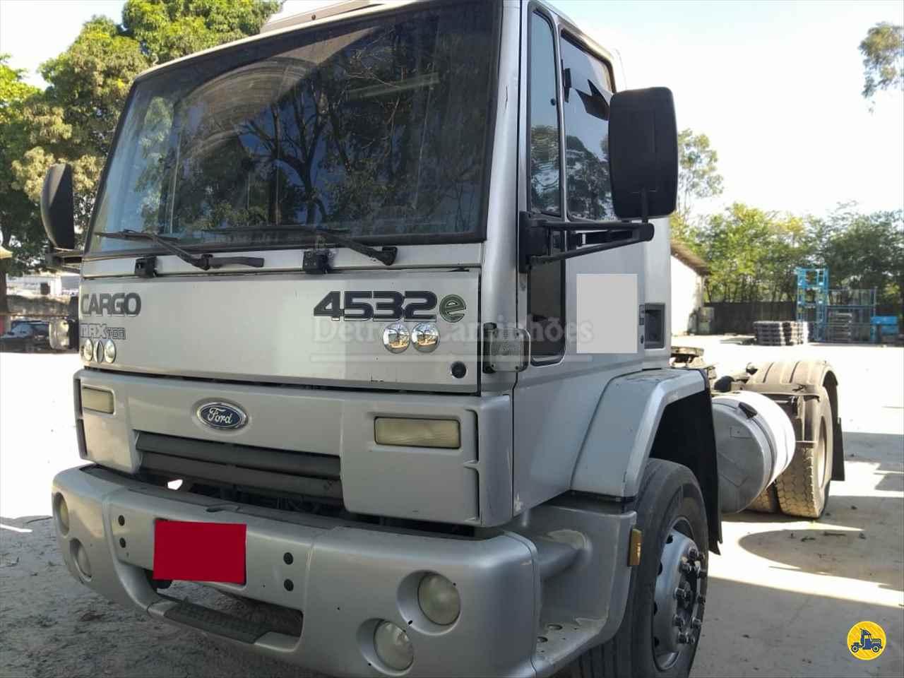 CAMINHAO FORD CARGO 4532 Cavalo Mecânico Toco 4x2 Detroit Caminhões SAO JOSE DOS CAMPOS SÃO PAULO SP