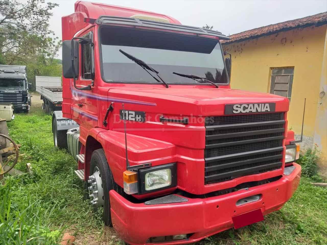 CAMINHAO SCANIA SCANIA 112 360 Cavalo Mecânico Toco 4x2 Detroit Caminhões SAO JOSE DOS CAMPOS SÃO PAULO SP