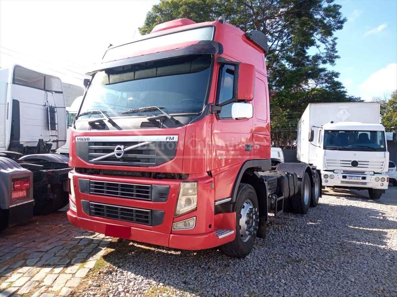 CAMINHAO VOLVO VOLVO FM 370 Cavalo Mecânico Truck 6x2 Detroit Caminhões SAO JOSE DOS CAMPOS SÃO PAULO SP