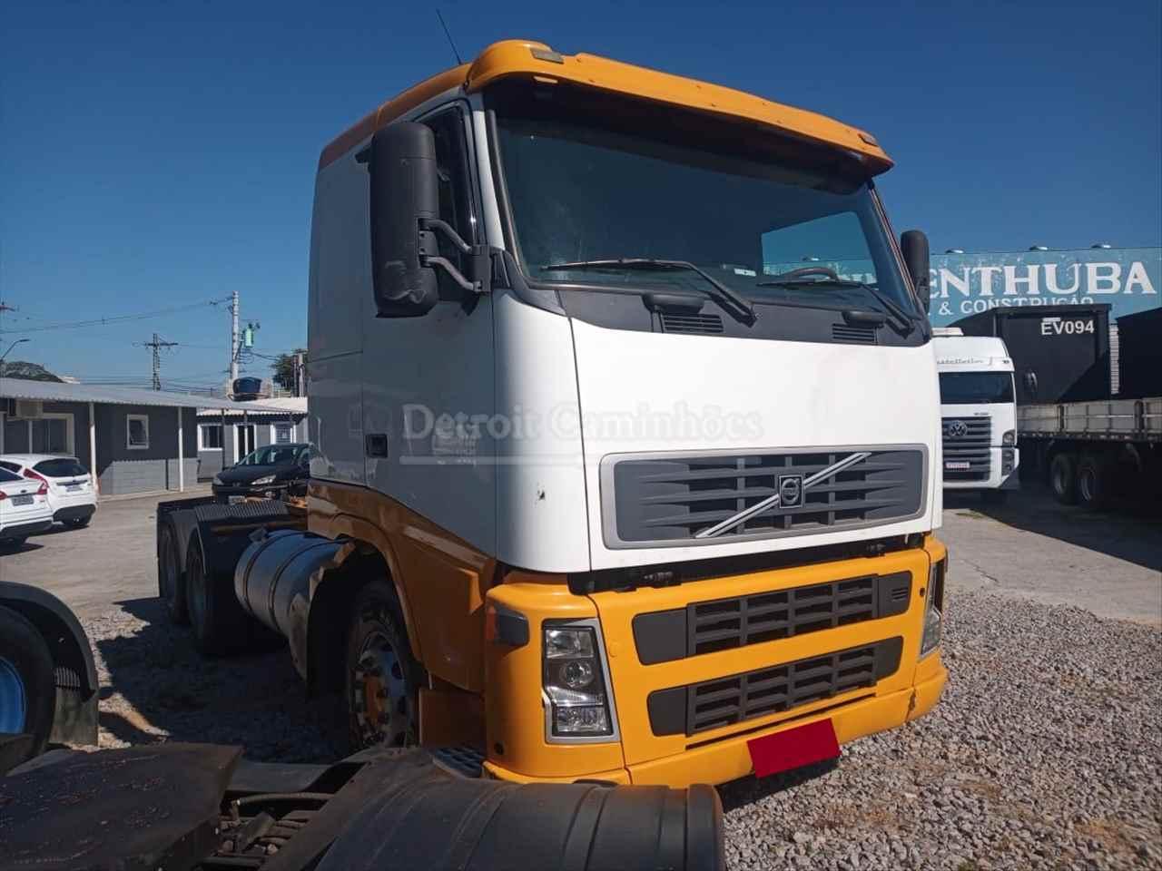CAMINHAO VOLVO VOLVO FH 420 Cavalo Mecânico Truck 6x2 Detroit Caminhões SAO JOSE DOS CAMPOS SÃO PAULO SP