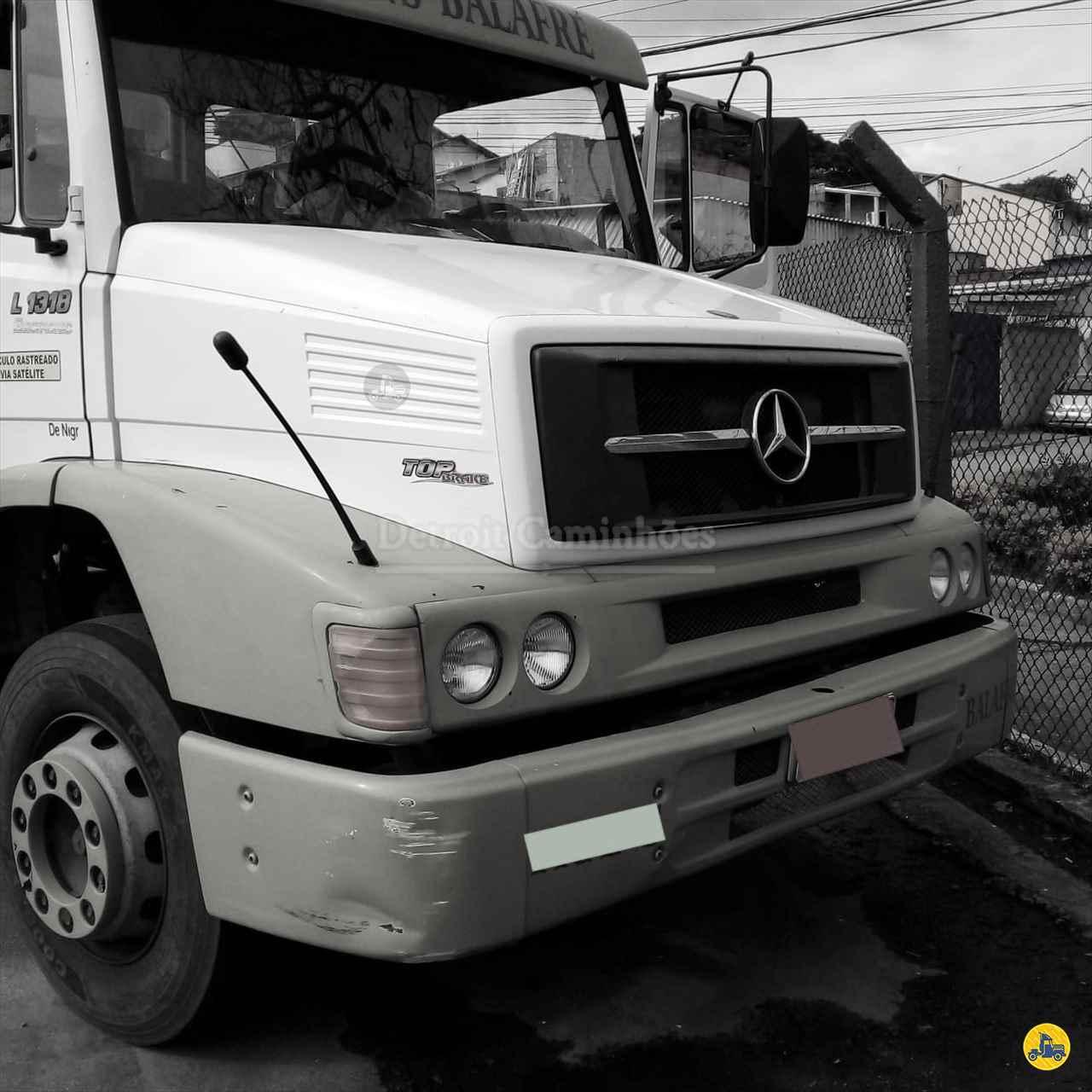 MB 1318 de Detroit Caminhões - SAO JOSE DOS CAMPOS/SP