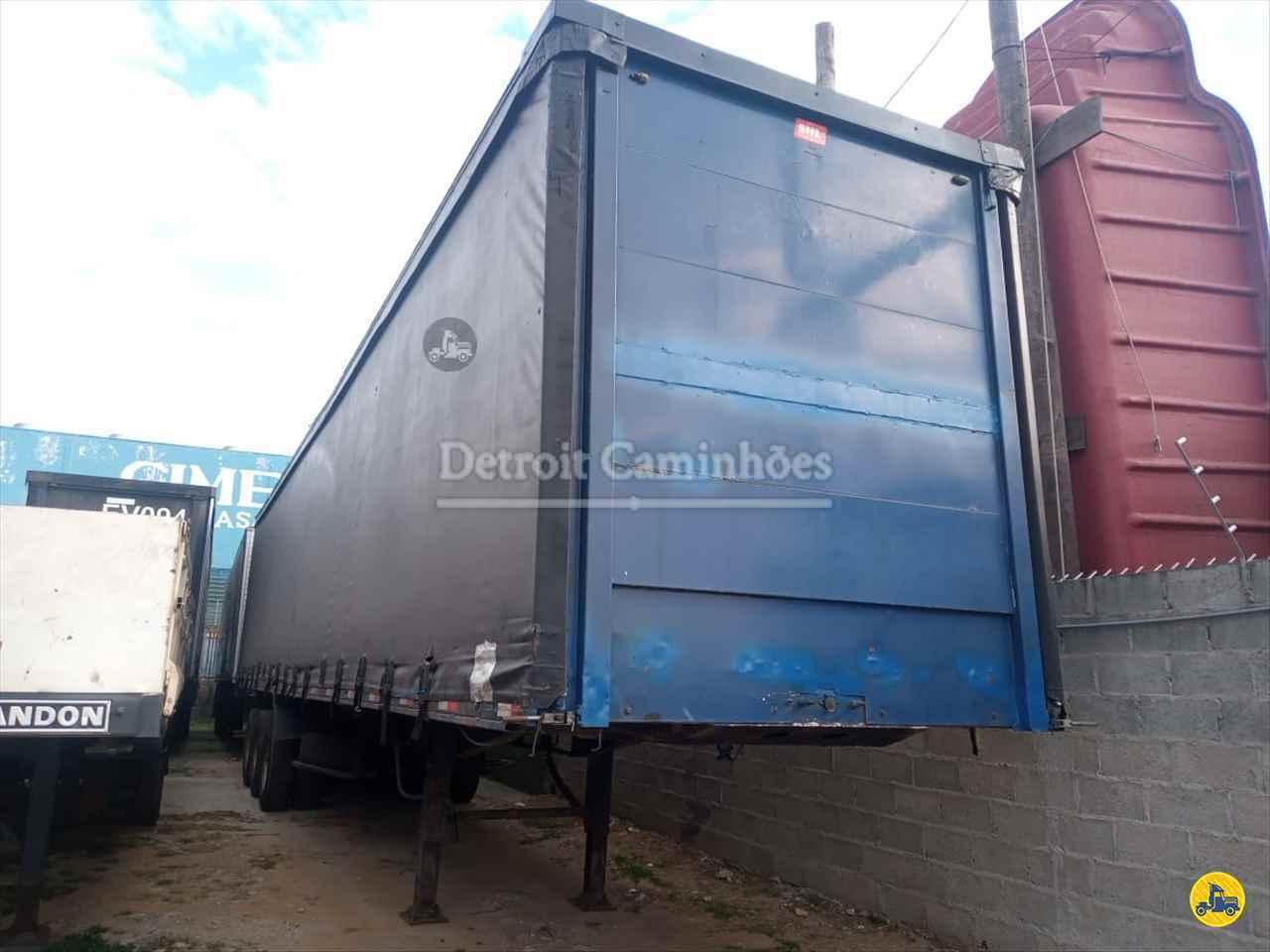 CARRETA SEMI-REBOQUE BAU SIDER Reta Detroit Caminhões SAO JOSE DOS CAMPOS SÃO PAULO SP