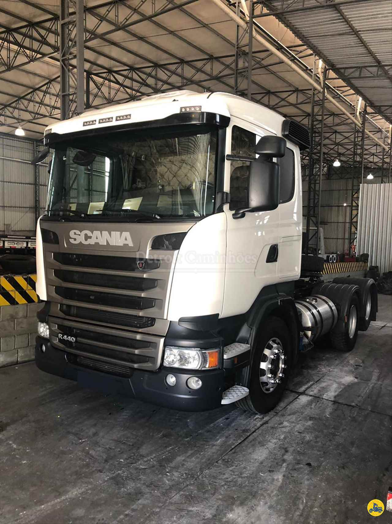 CAMINHAO SCANIA SCANIA 440 Cavalo Mecânico Truck 6x2 Detroit Caminhões SAO JOSE DOS CAMPOS SÃO PAULO SP