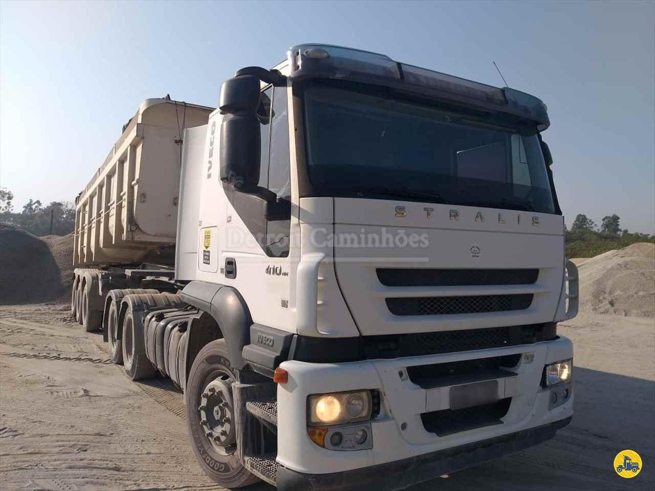 CAMINHAO IVECO STRALIS 410 Cavalo Mecânico Truck 6x2 Detroit Caminhões SAO JOSE DOS CAMPOS SÃO PAULO SP