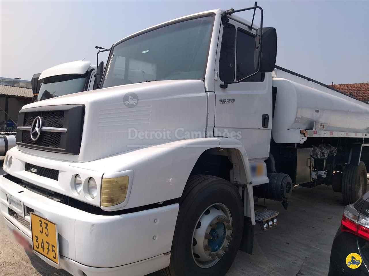 CAMINHAO MERCEDES-BENZ MB 1620 Chassis Truck 6x2 Detroit Caminhões SAO JOSE DOS CAMPOS SÃO PAULO SP