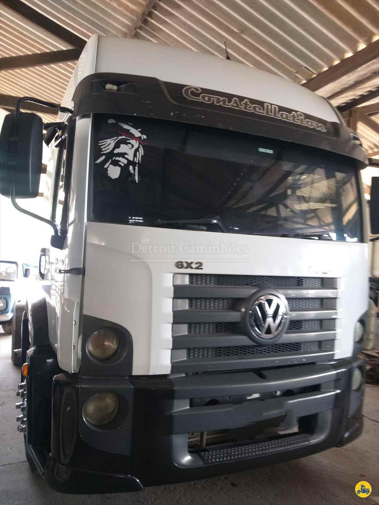 CAMINHAO VOLKSWAGEN VW 24250 Chassis Truck 6x2 Detroit Caminhões SAO JOSE DOS CAMPOS SÃO PAULO SP