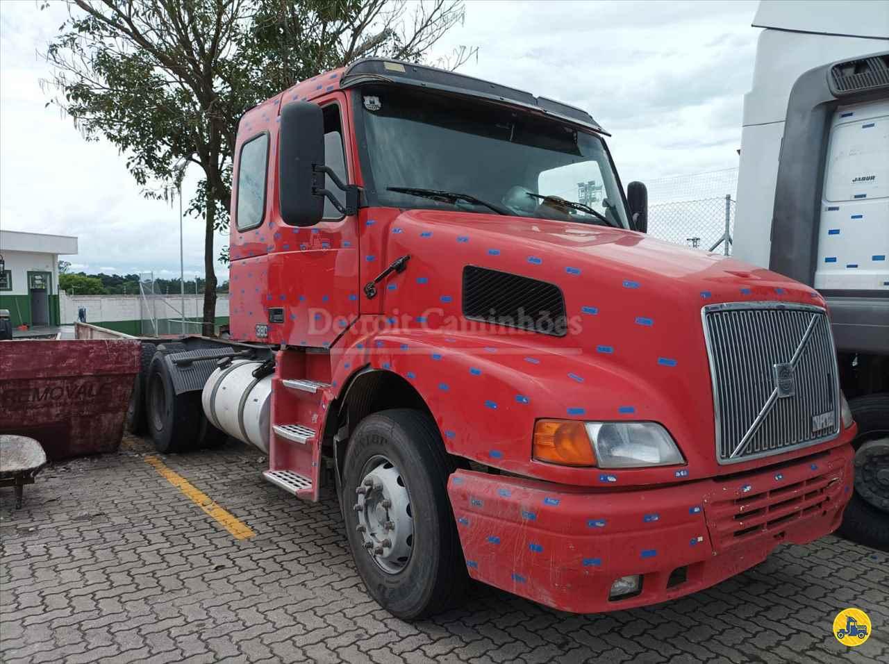 CAMINHAO VOLVO VOLVO NH12 380 Cavalo Mecânico Truck 6x2 Detroit Caminhões SAO JOSE DOS CAMPOS SÃO PAULO SP