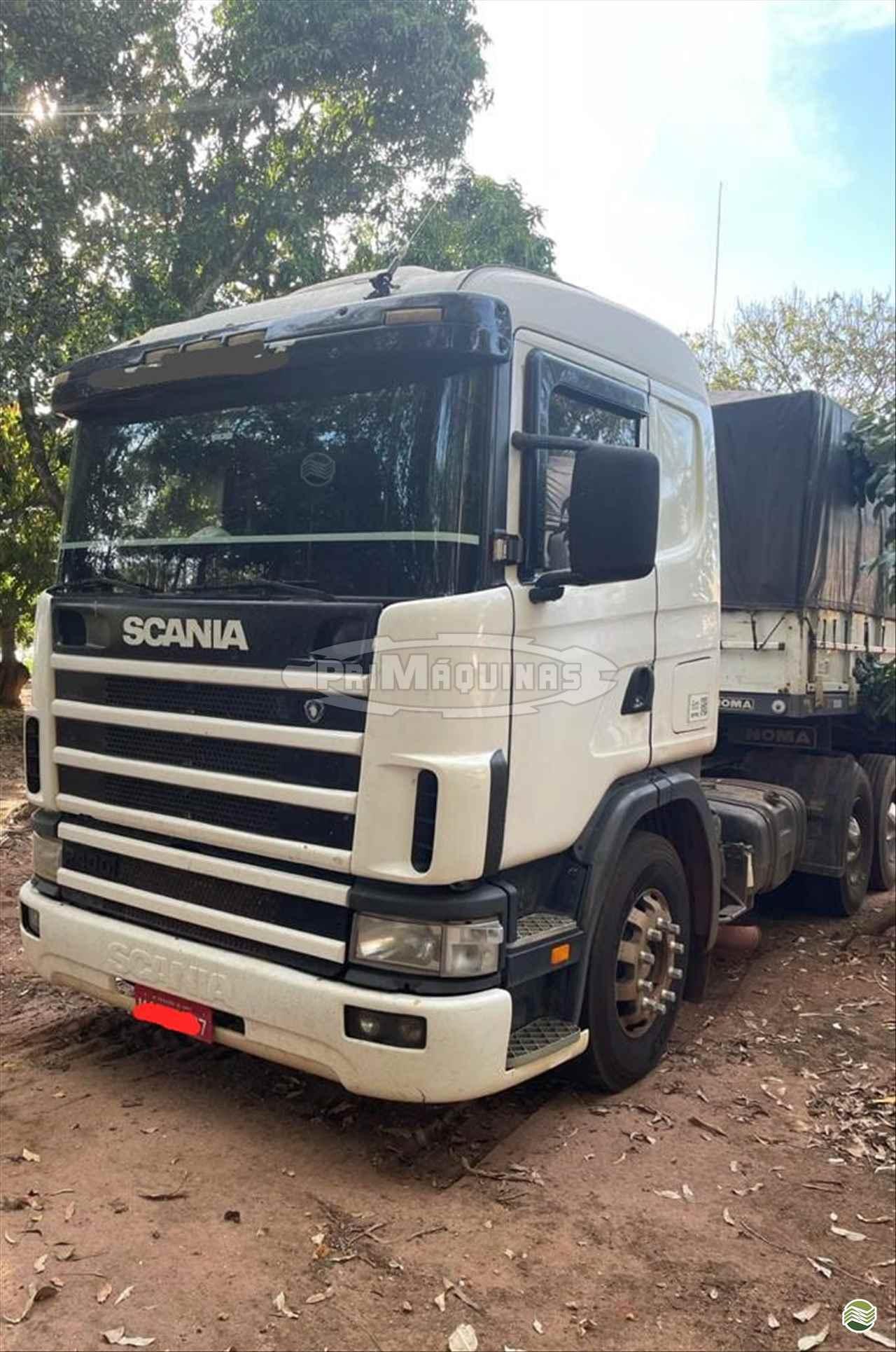 CAMINHAO SCANIA SCANIA 124 400 Cavalo Mecânico Truck 6x2 PriMáquinas PRIMAVERA DO LESTE MATO GROSSO MT