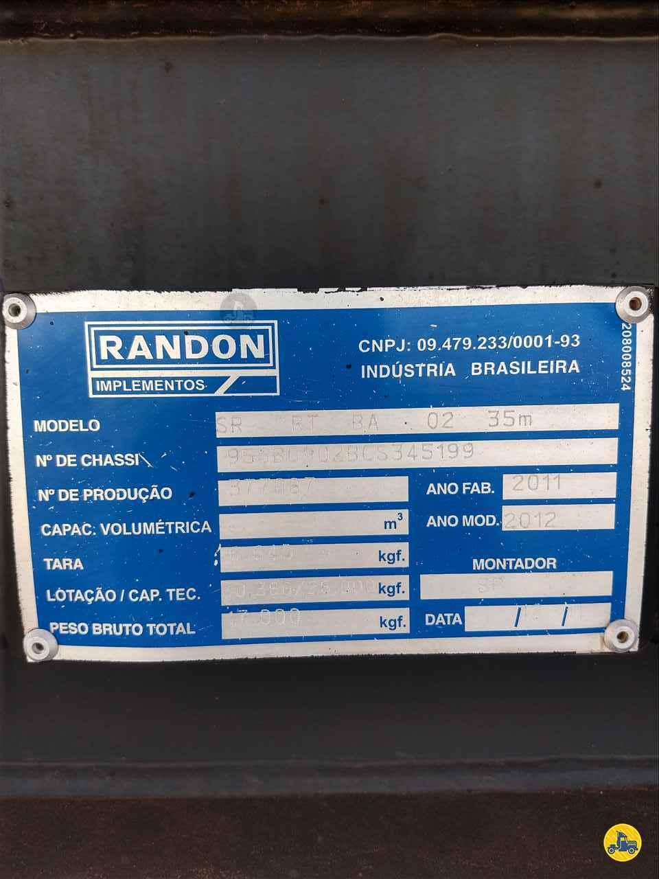 RODOTREM BASCULANTE  2011/2011 Cocal Semi Novos