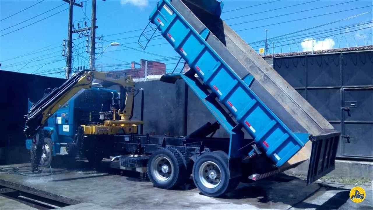 CAMINHAO MERCEDES-BENZ MB 1620 Caçamba Basculante Truck 6x2 Cocal Semi Novos UBERLANDIA MINAS GERAIS MG