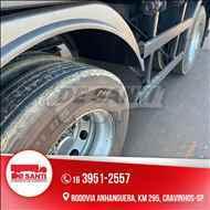 SEMI-REBOQUE CARGA SECA  2013/2014 De Santi Carretas
