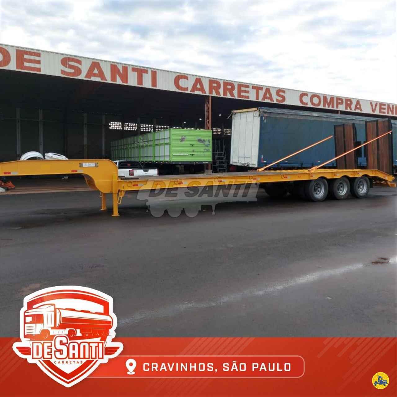 PRANCHA de De Santi Carretas - CRAVINHOS/SP