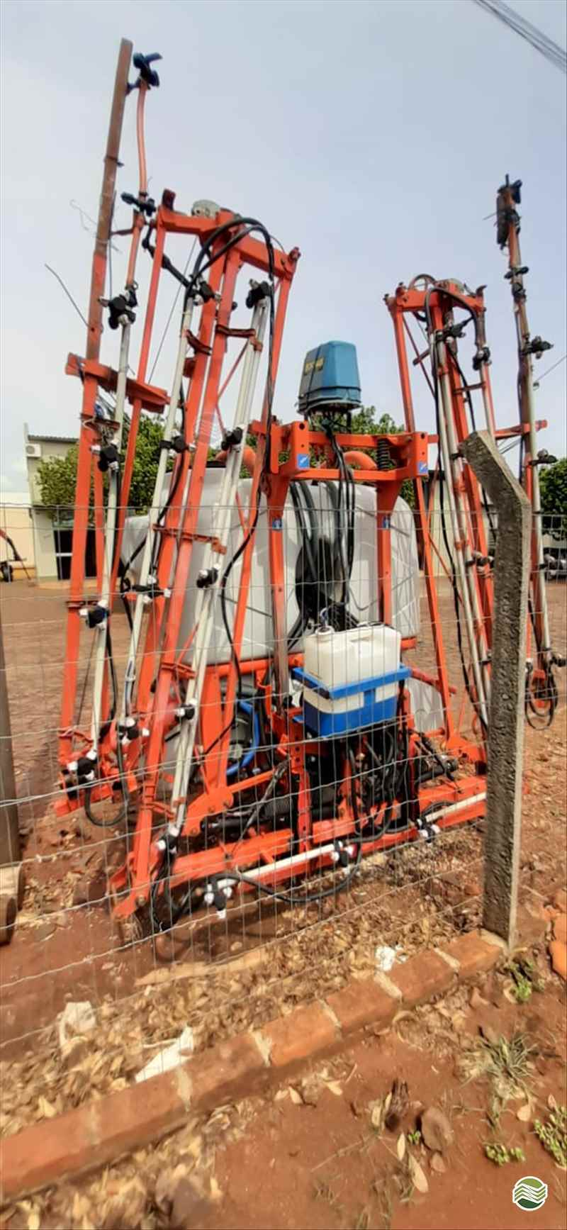 KUHN PORTER 800 ST  2011/2011 Agrocia Implementos Agricolas