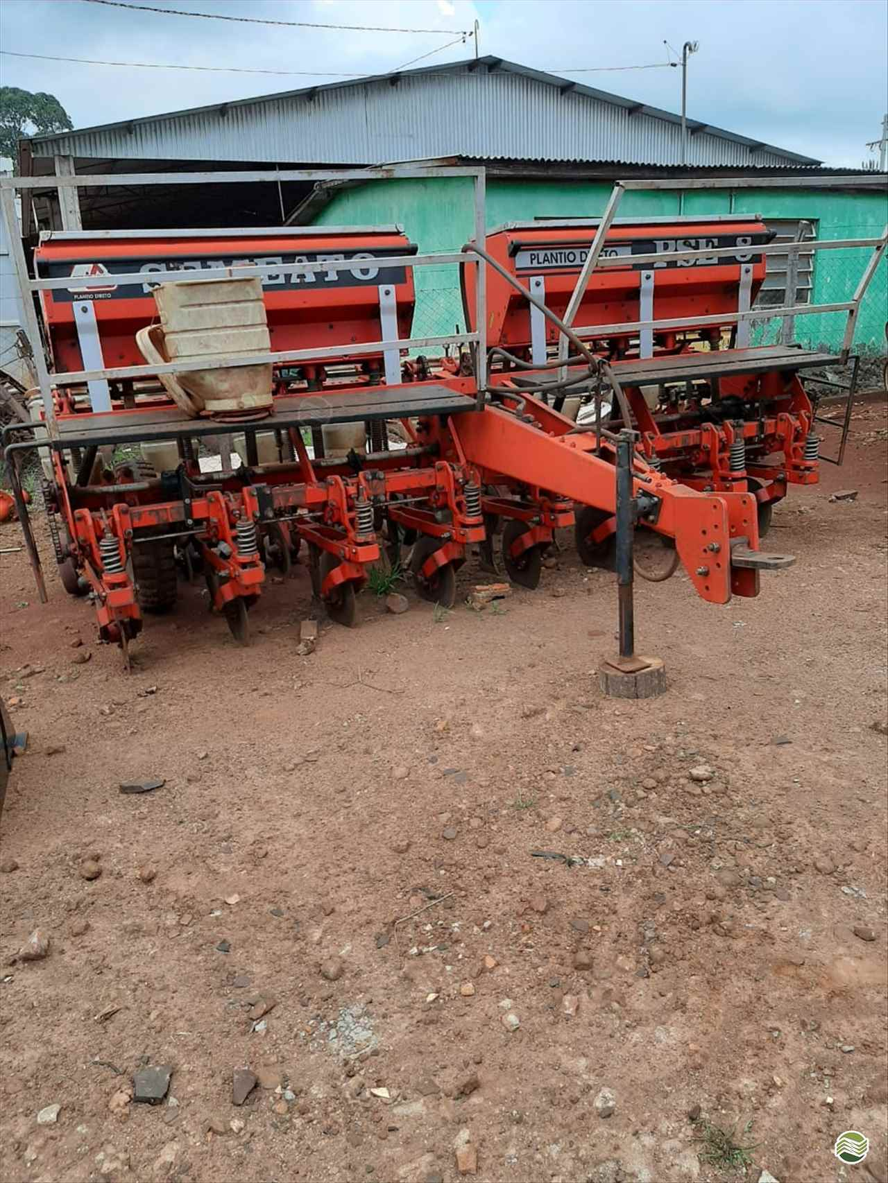 PLANTADEIRA SEMEATO SEMEATO PSE 8 Agrocia Implementos Agricolas AJURICABA RIO GRANDE DO SUL RS