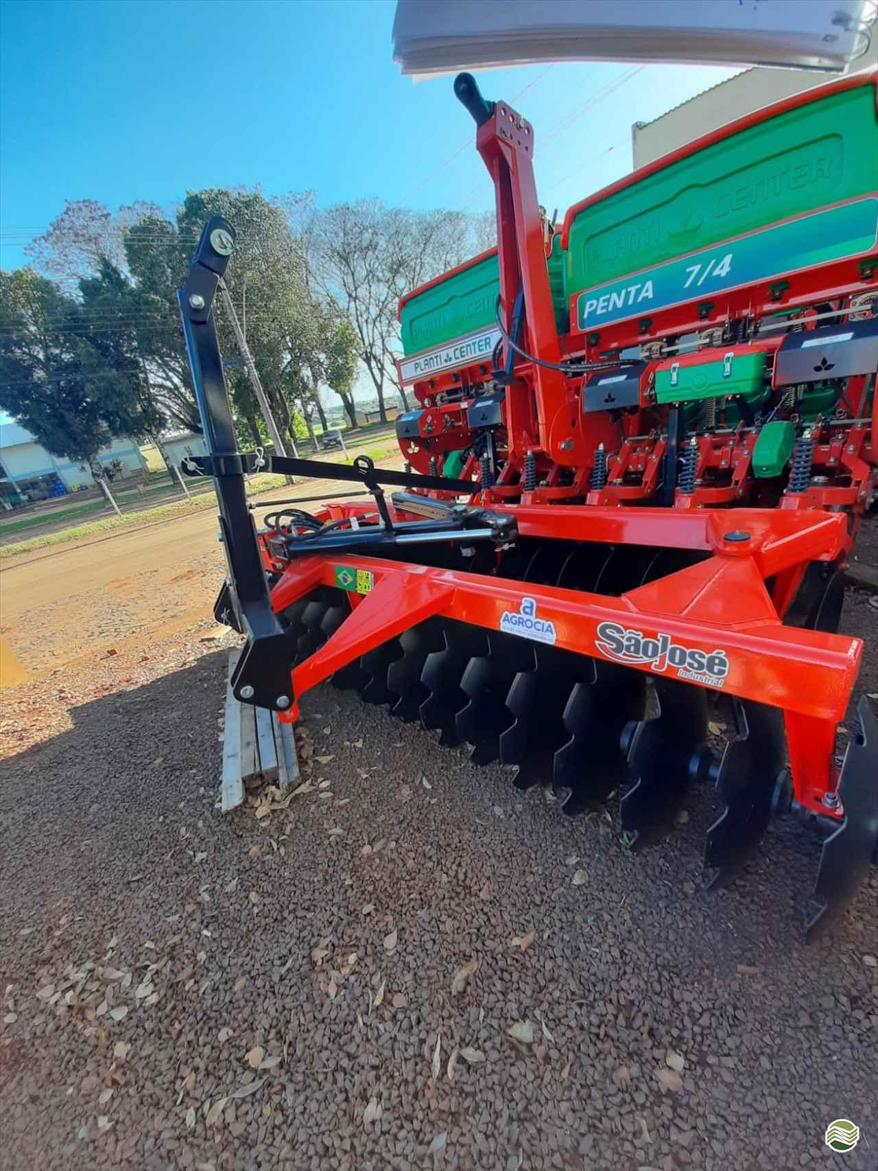 IMPLEMENTOS AGRICOLAS GRADE NIVELADORA NIVELADORA 36 DISCOS Agrocia Implementos Agricolas AJURICABA RIO GRANDE DO SUL RS