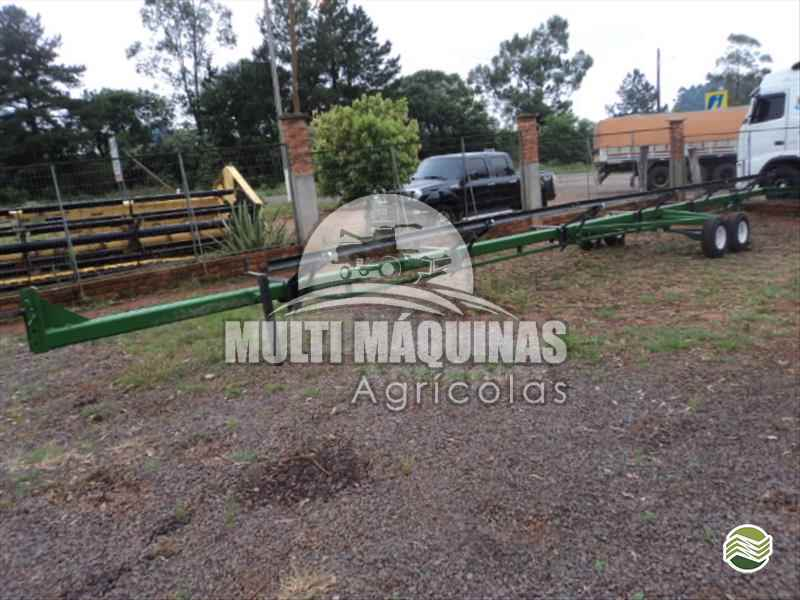IMPLEMENTOS AGRICOLAS CARRETA AGRÍCOLA PLATAFORMA COLHEITADEIRA Multi Máquinas SANTA BARBARA DO SUL RIO GRANDE DO SUL RS