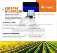 AGRICULTURA DE PRECISÃO Luz de LED  2019 Multi Máquinas