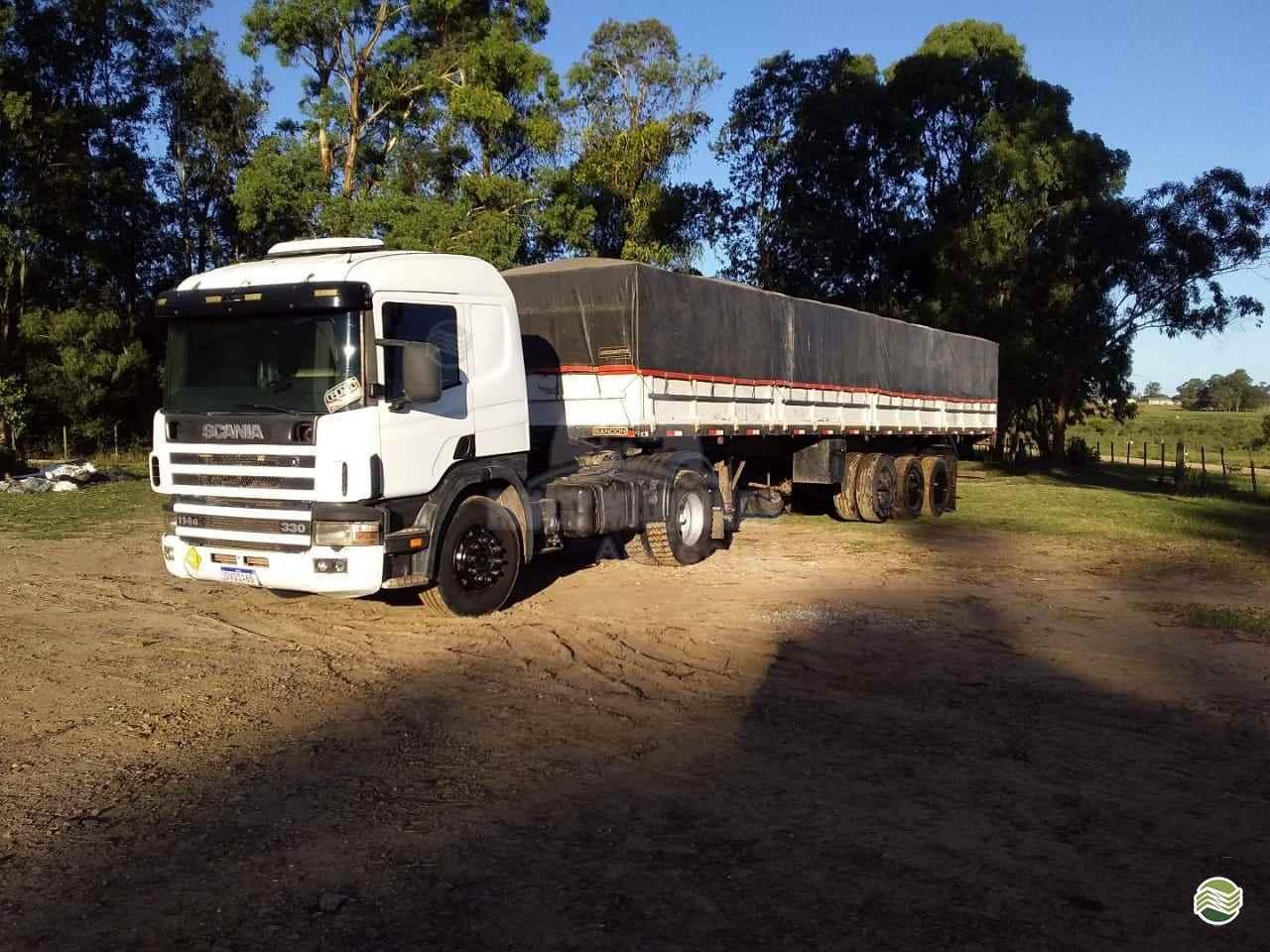 CAMINHAO SCANIA SCANIA 114 330 Graneleiro Truck 6x2 Multi Máquinas SANTA BARBARA DO SUL RIO GRANDE DO SUL RS