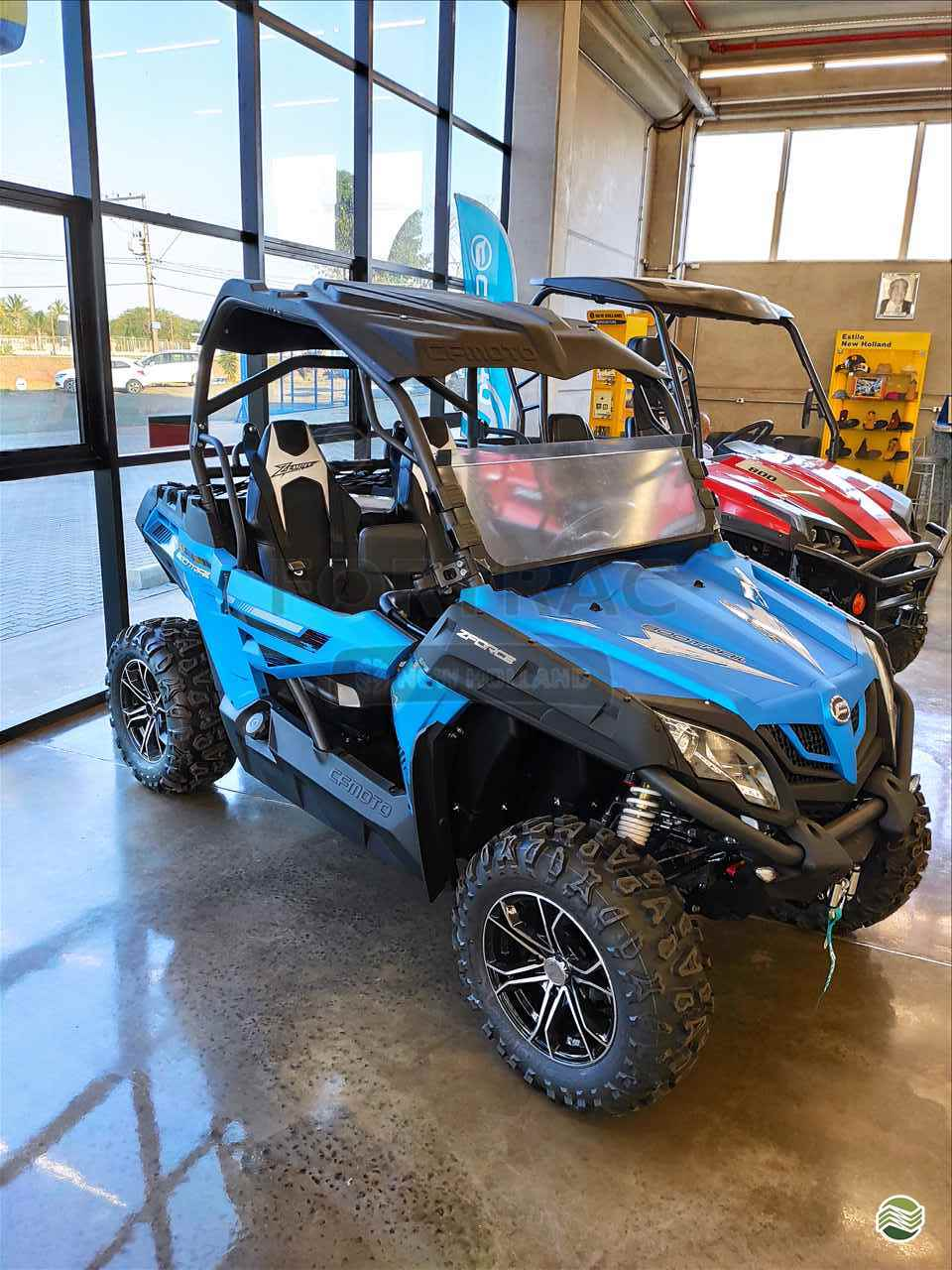 CFMOTO ZFORCE 800  20 Fortrac - New Holland