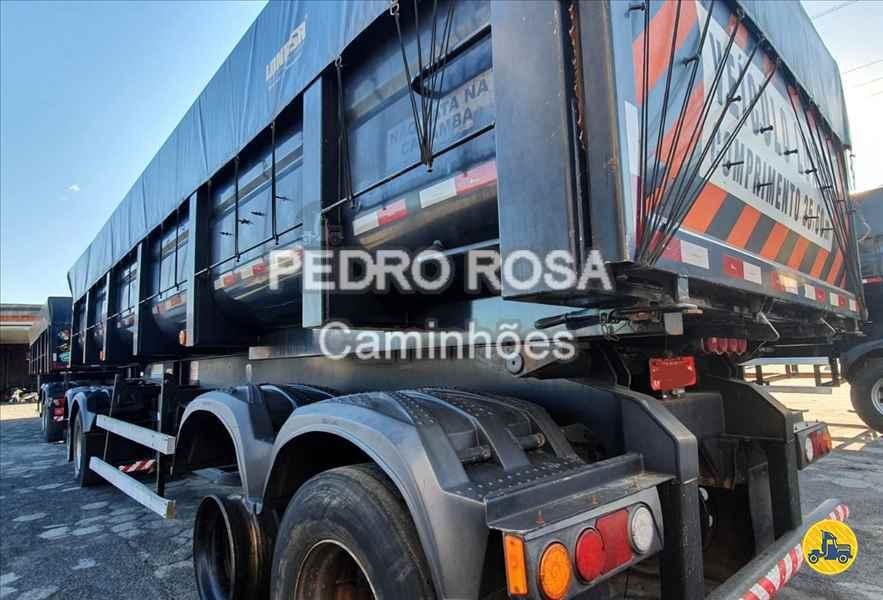 CARRETA RODOTREM BASCULANTE Pedro Rosa Caminhões PICARRAS SANTA CATARINA SC