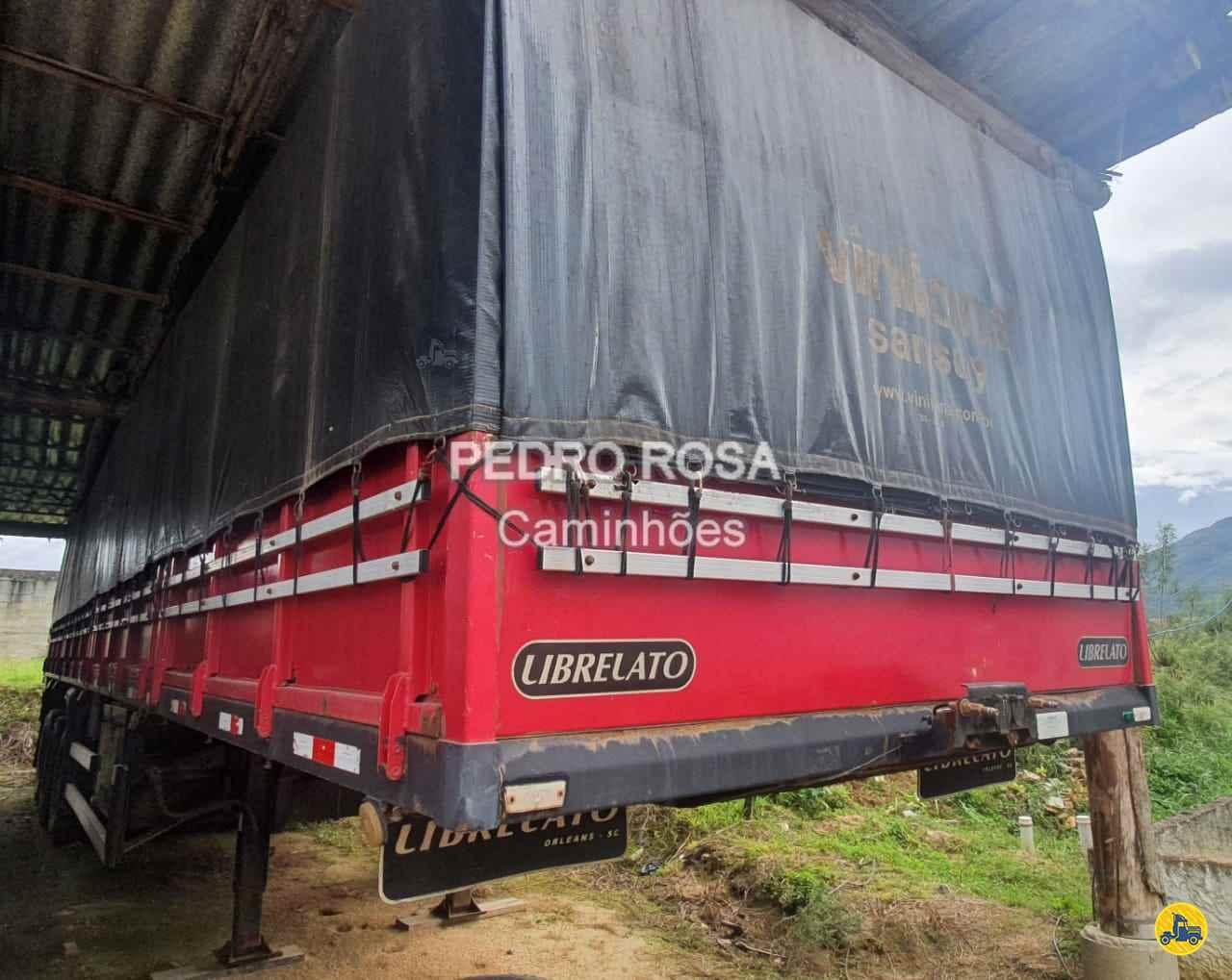 SEMI-REBOQUE GRANELEIRO  2014/2014 Pedro Rosa Caminhões