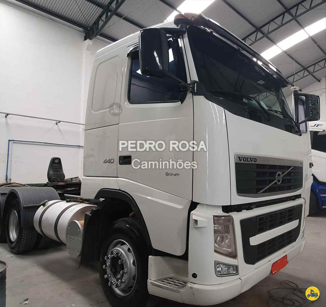 VOLVO VOLVO FH 440 1158092km 2011/2011 Pedro Rosa Caminhões