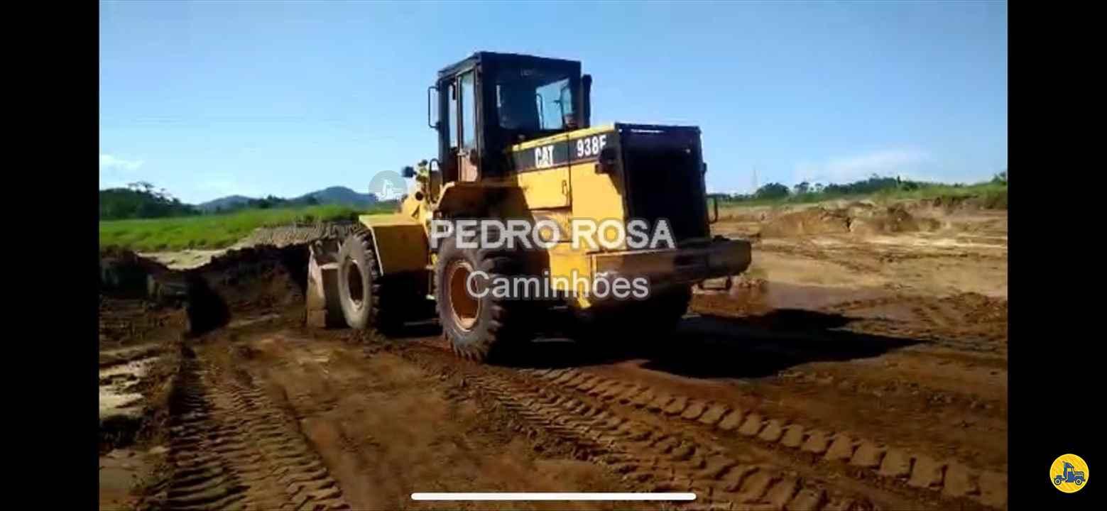 PA CARREGADEIRA CATERPILLAR 938F Pedro Rosa Caminhões PICARRAS SANTA CATARINA SC